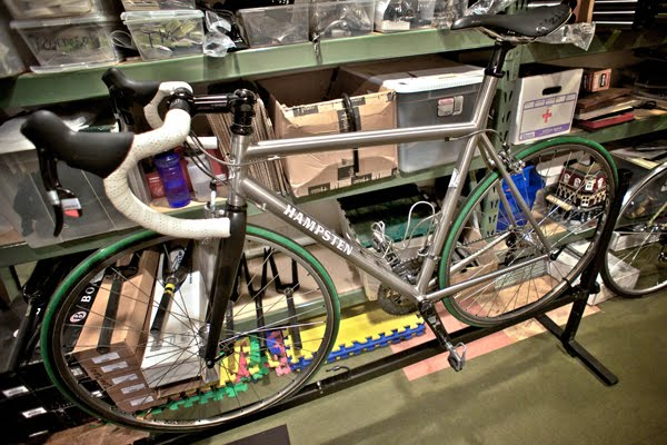 Hampsten Cycles A Quest For Beauty And Functionality Alps Andes