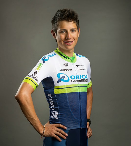 Photo: Orica- Green Edge