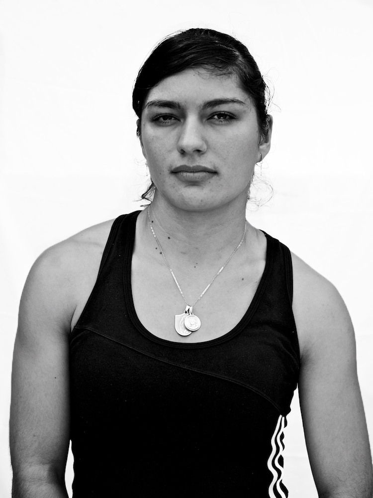 Juliana Gaviria, Fernando's sister (Photo: Alps & Andes)