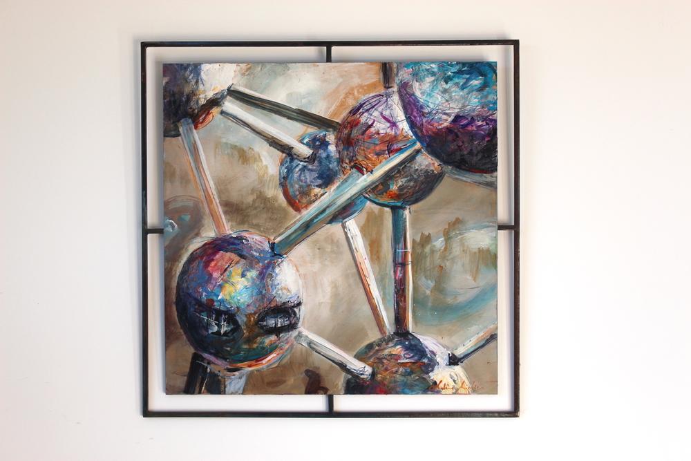 Atomium, 40 x 40 cm Acryl sur bois.JPG