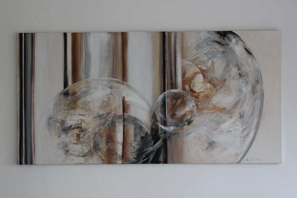 Cercle Evanescence II, 190 X 95 cm.JPG