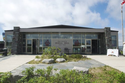 SIGNAL HILL VISITORS CENTRE