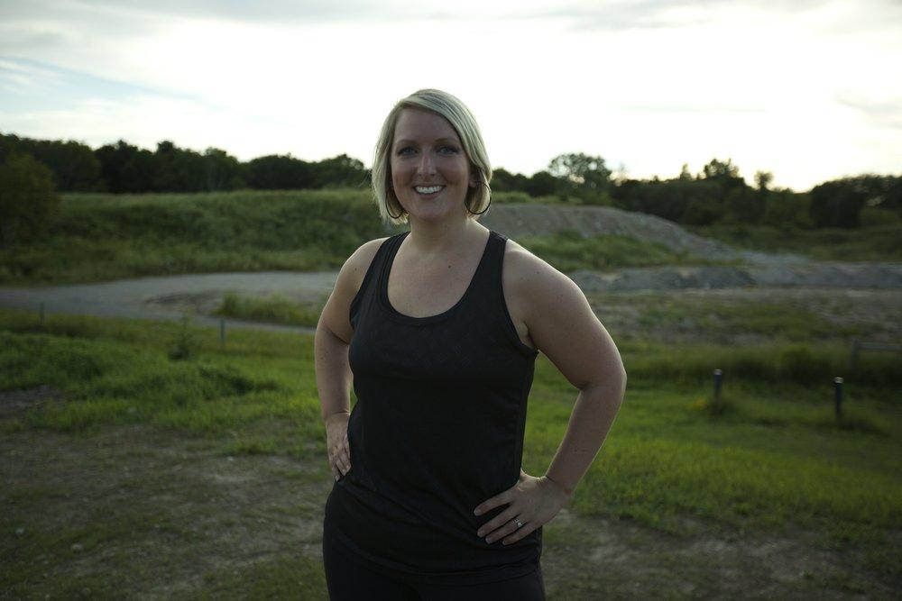 MICHELLE - Instrutor / trainer