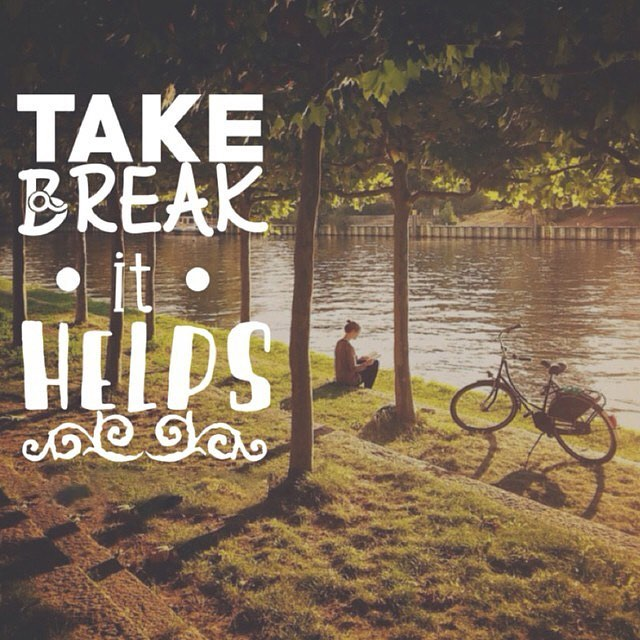 If you find it hard to make it through your Monday!  Remember little breaks can make a big difference.  Disconnect, go for a walk, close your eyes for 5 minutes, eat a healthy snack - find ways you can re-engage so you get the most out of your day!  Monday Classes: 5:45am Spin 6:30am Strengthfit  9:00am TRX & BOSU Fit 9:45am FITBODY - ONE 5:30pm Spin & Core 5:45am BodyPump 6:30pm KickBox Bootcamp 7:20pm Power + Flow Yoga  To Book: http://www.livewell4lifeinc.com/class-schedule  @livewell4life
