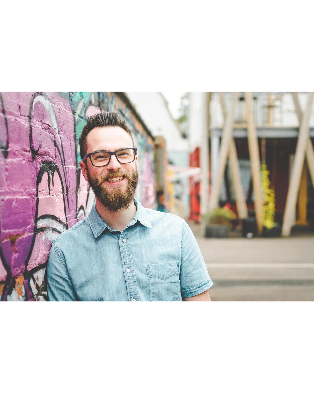 Steve Portrait shoot