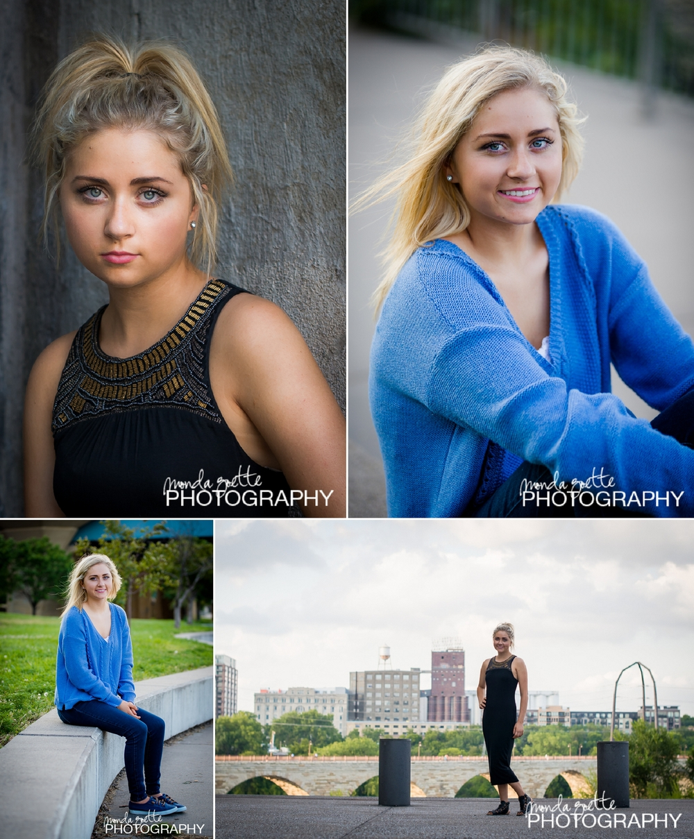 Capturing stunning images in Minneapolis near the Stone Arch Bridge
