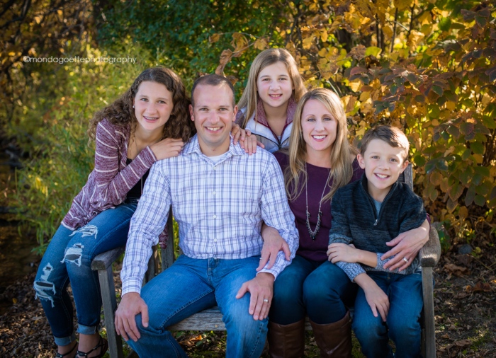 2015 Fall Family Photo Session - Steve, Charlene and family!