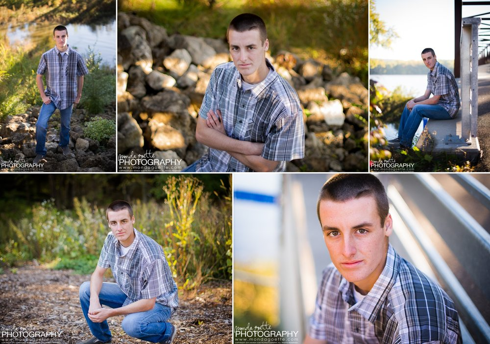 seniors in minnesota with monda goette photography