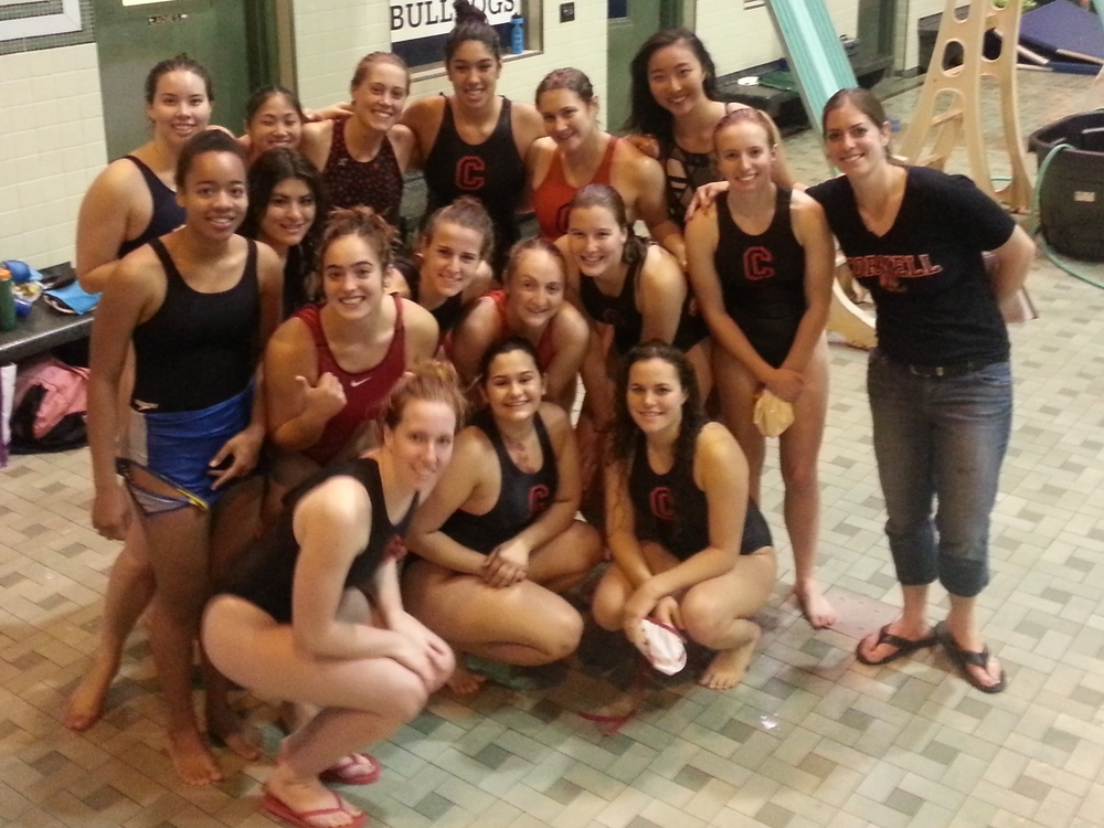 Cornell Women's Water Polo Club