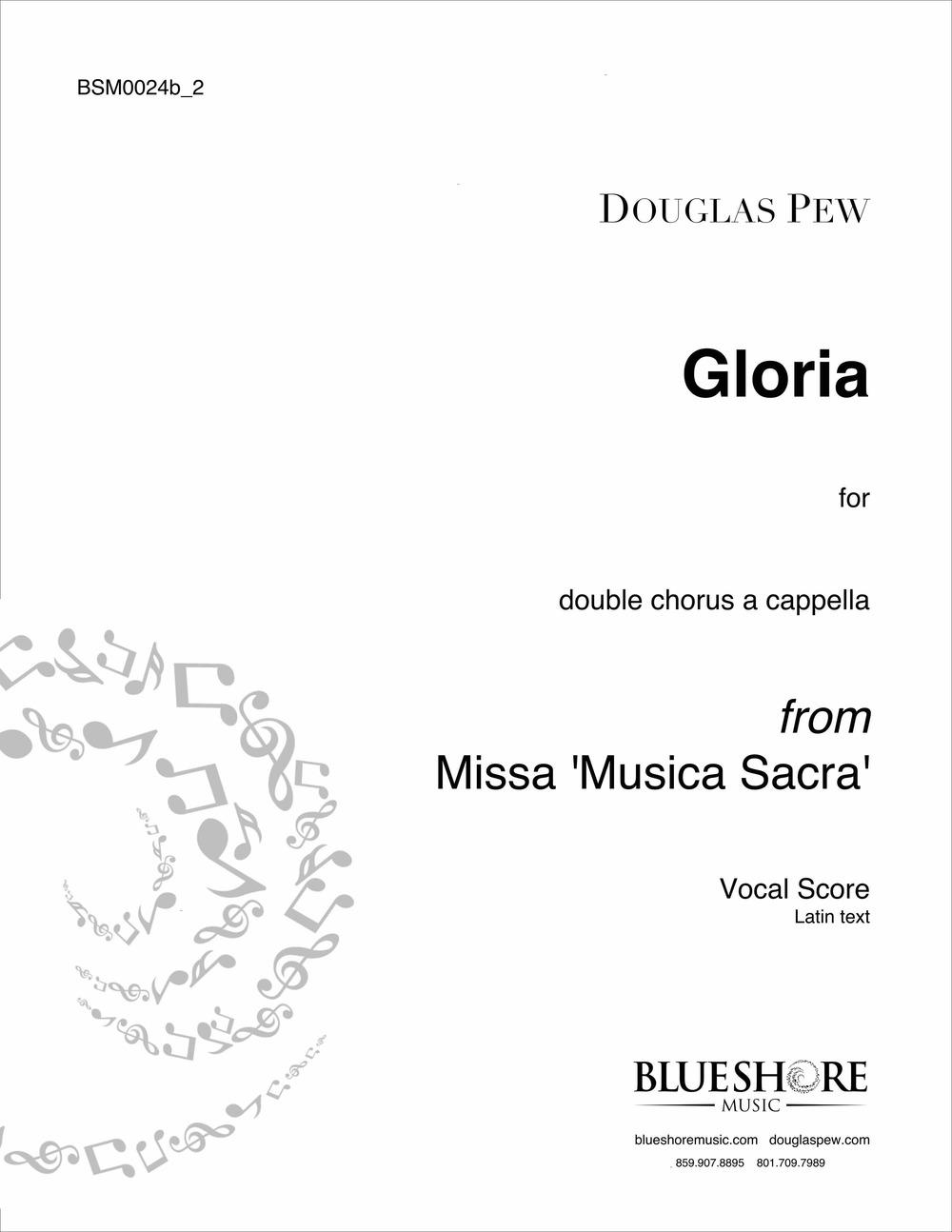Gloria  - Double Chorus