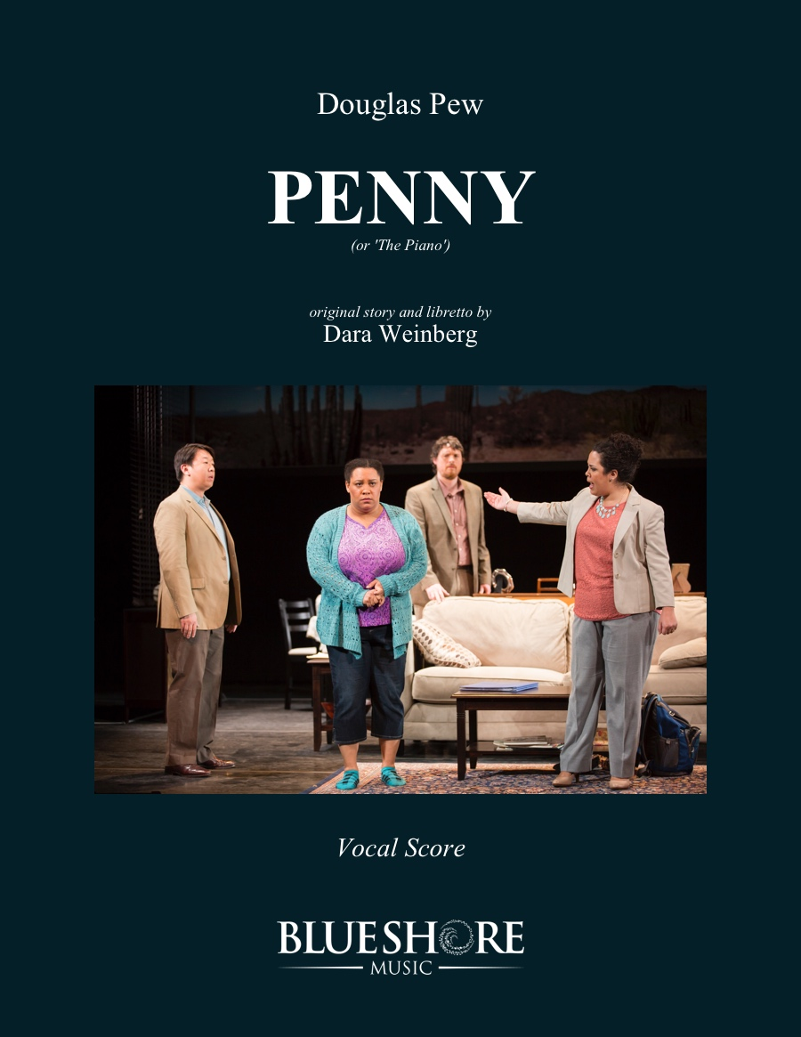 Penny - one-act opera (ca. 60 mins.)