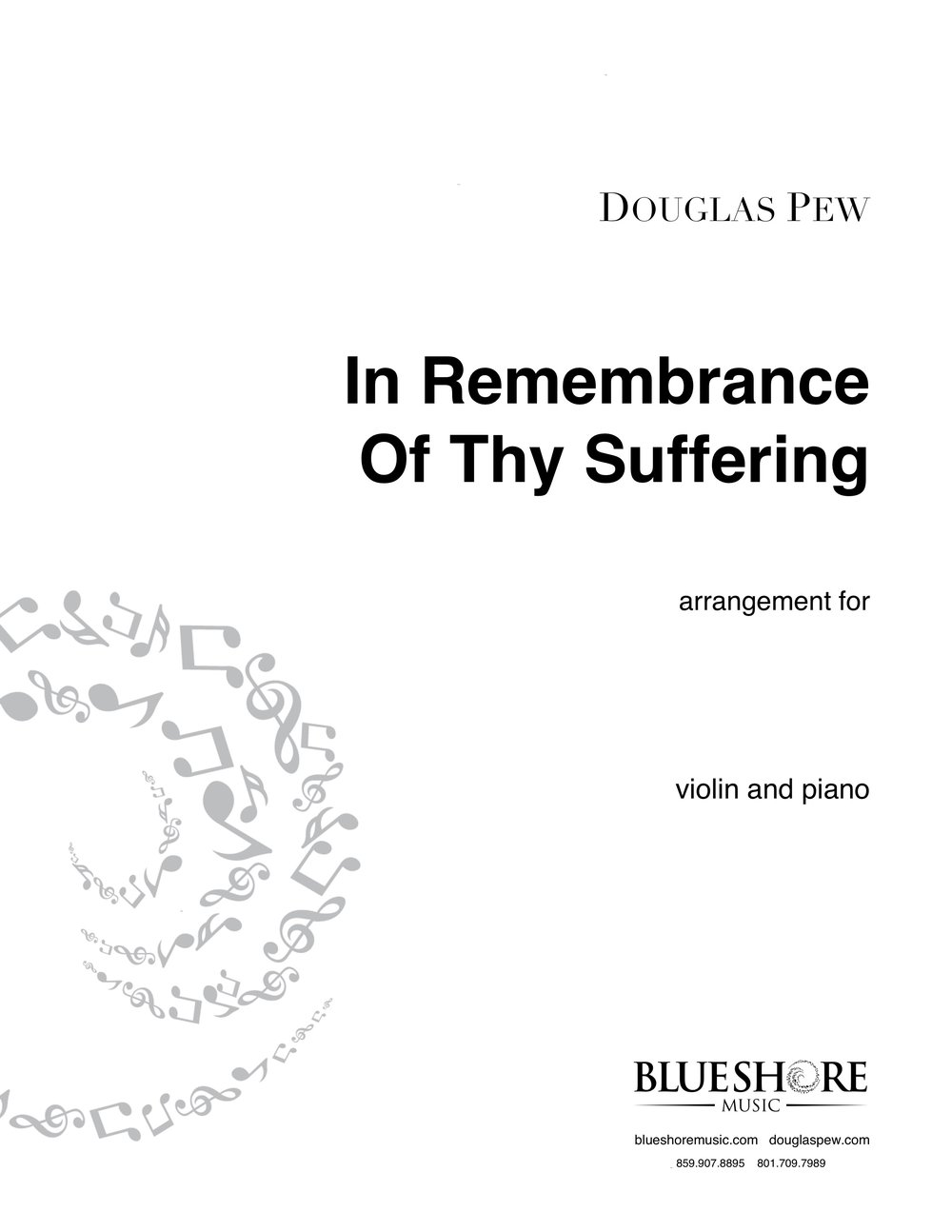 In Remembrance Of Thy Suffering -  *COMING SOON*
