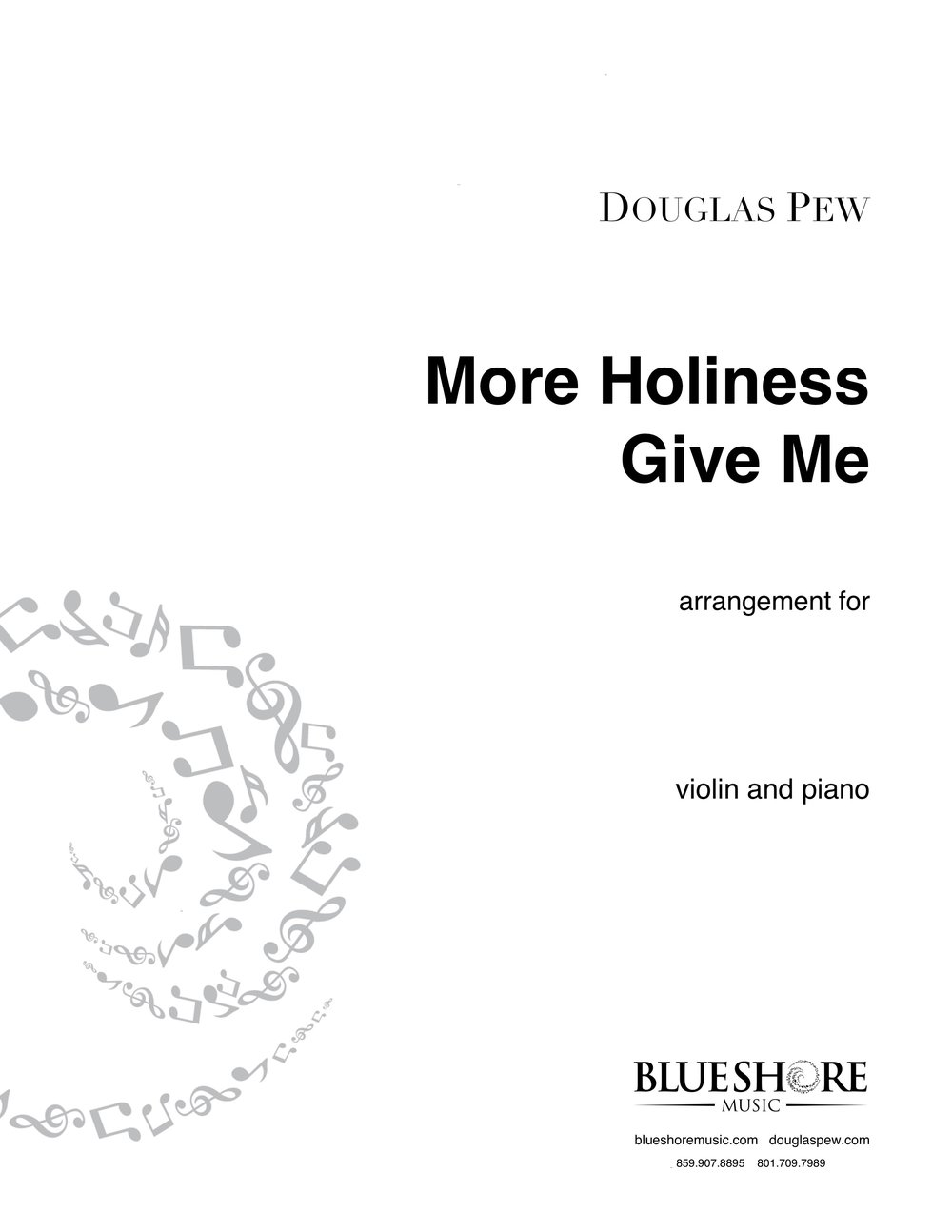 More Holiness Give Me -  *COMING SOON*