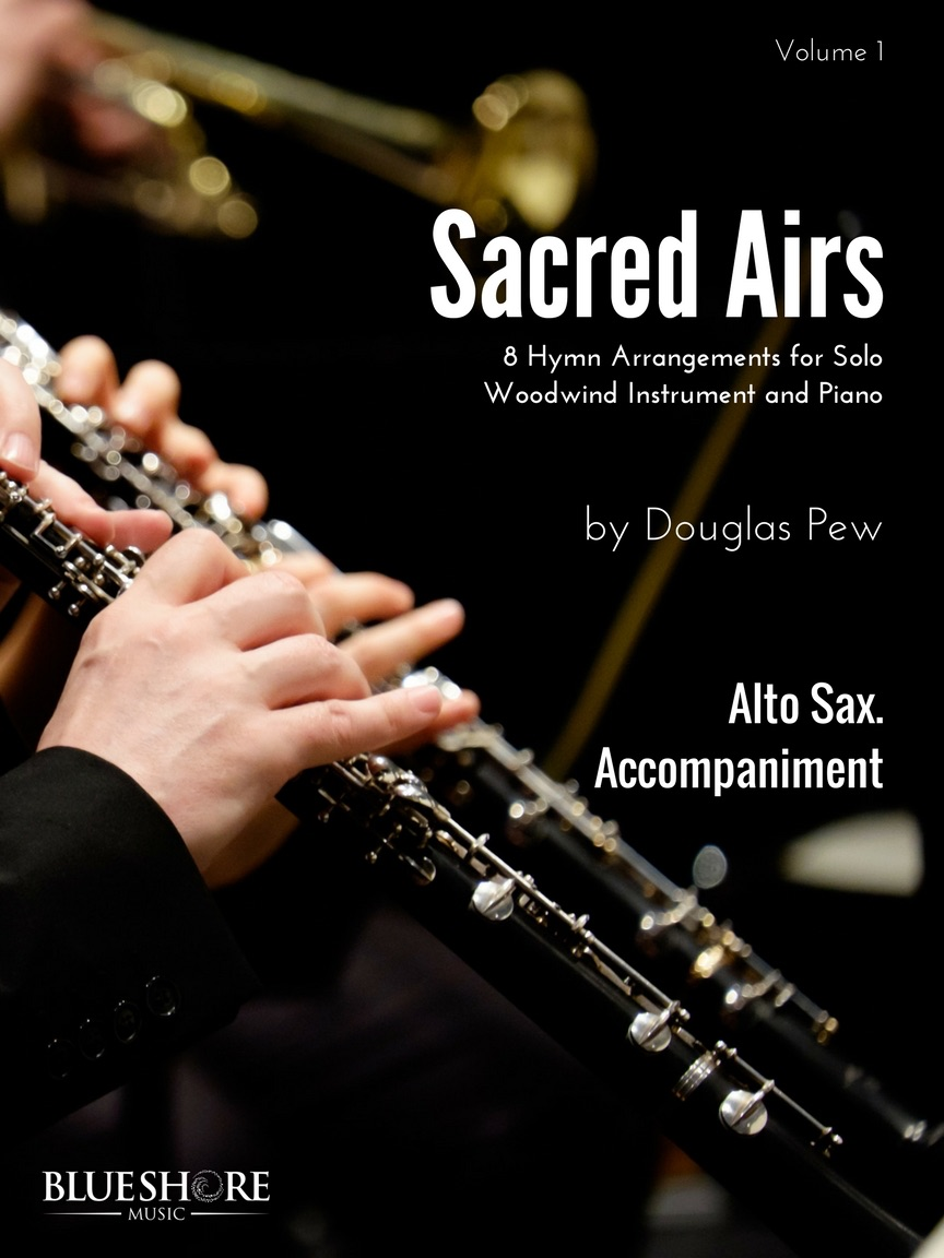 Sacred Airs  -  Alto Sax. and Piano