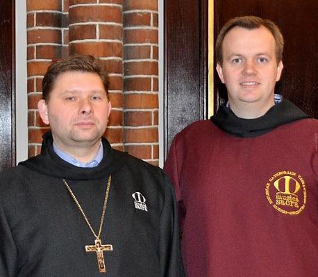 2011 with my teacher, Paweł Lukaszewski in Warsaw, Poland