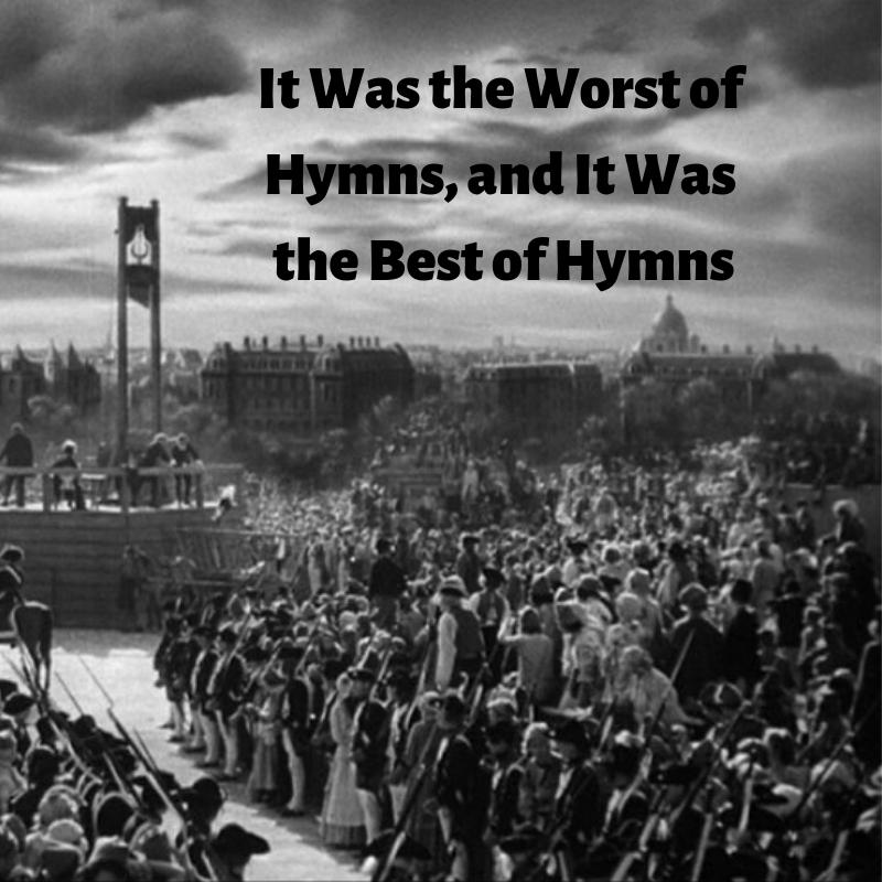 Hymn #s 132 & 133