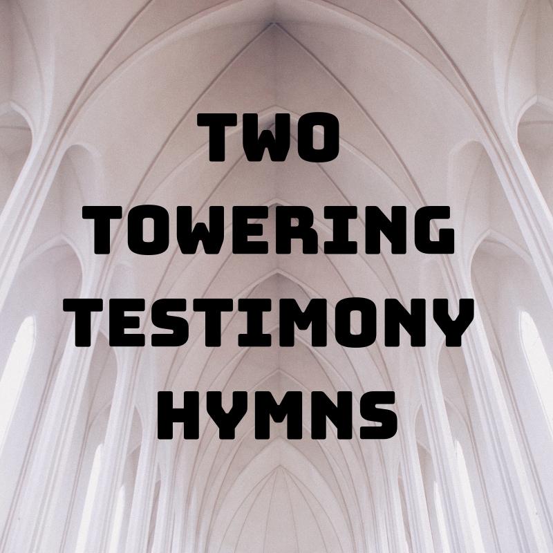 Hymn #s 136 & 137