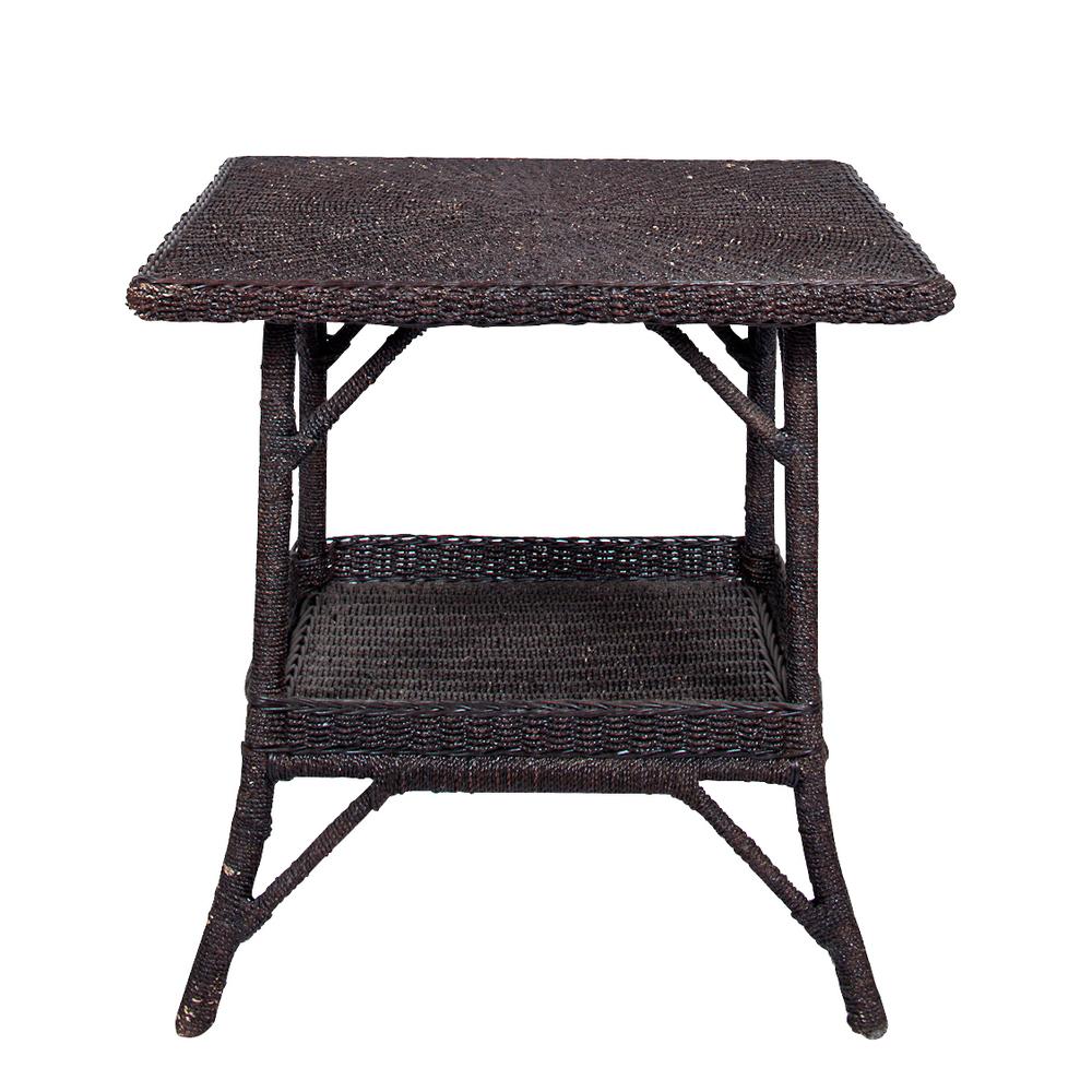 Seagrass table square