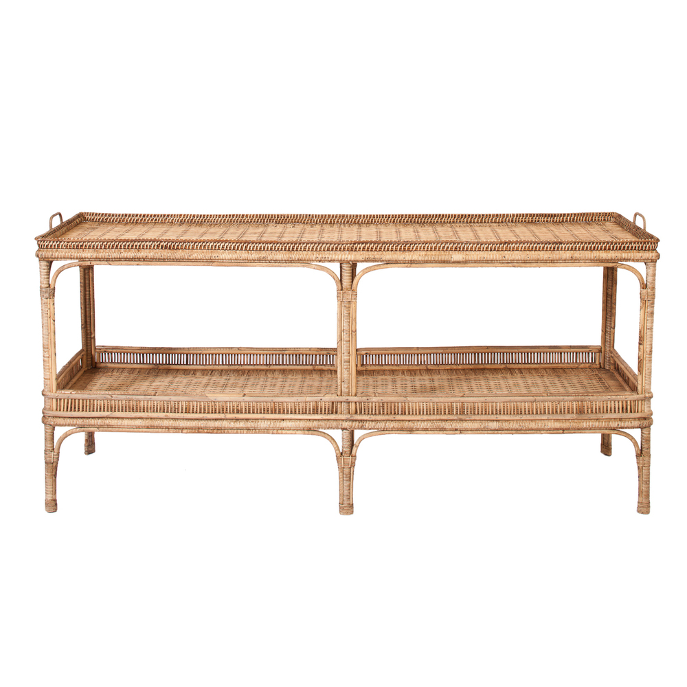 Wicker Tea Cart Console.jpg