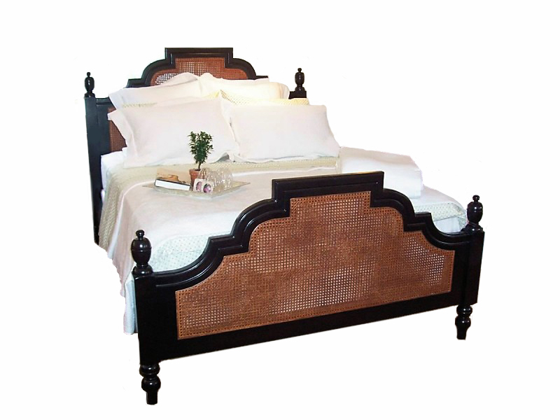 Greenwich Cane bed