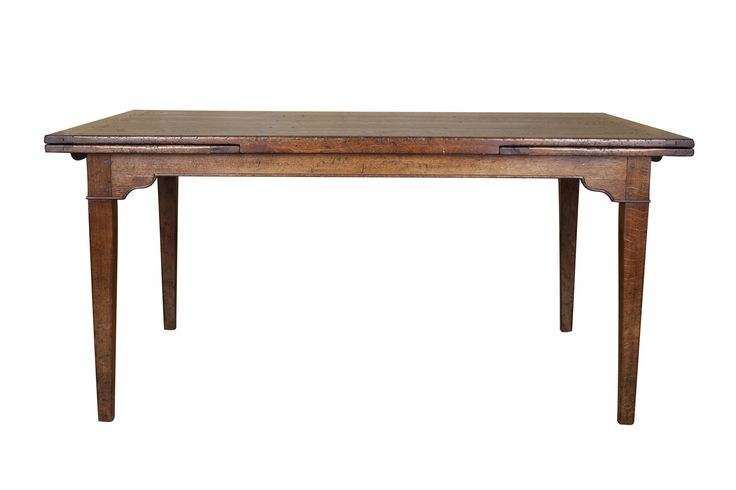 English Oak Draw Leaf Table