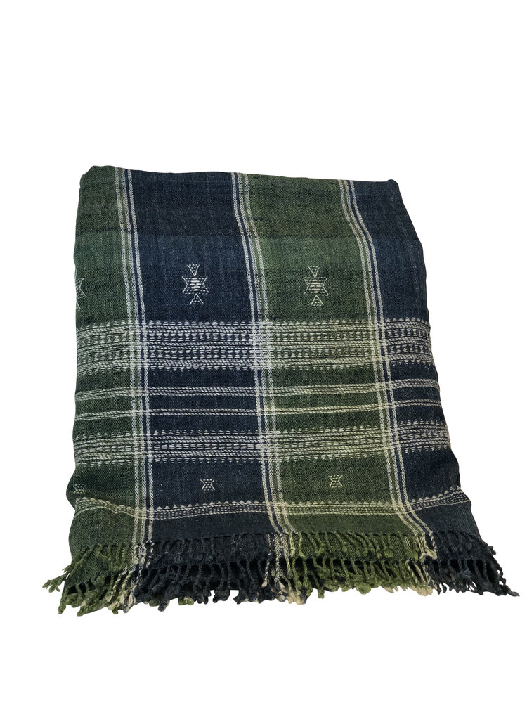 Blankets & Throws — Rooms & Gardens