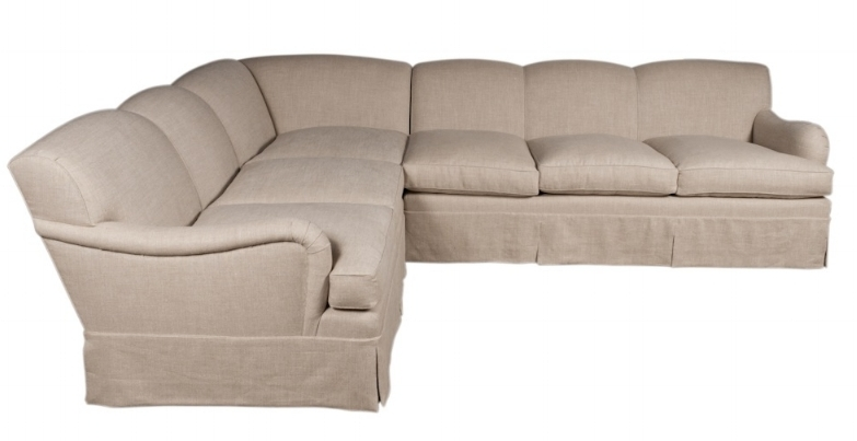 Custom Oxford Sectional