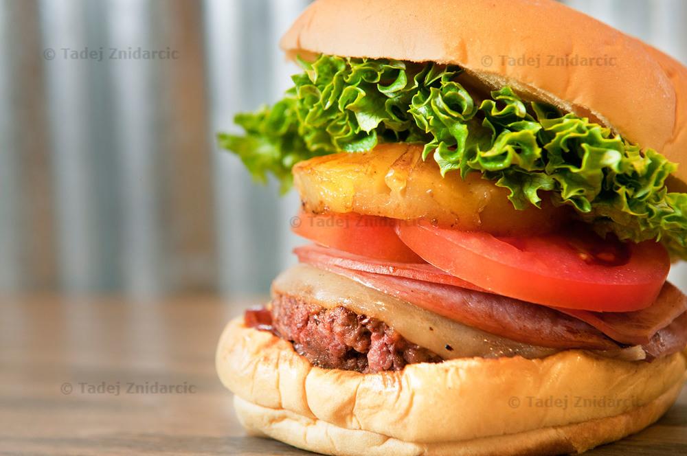 Wadsworth burger at Burger Heights.