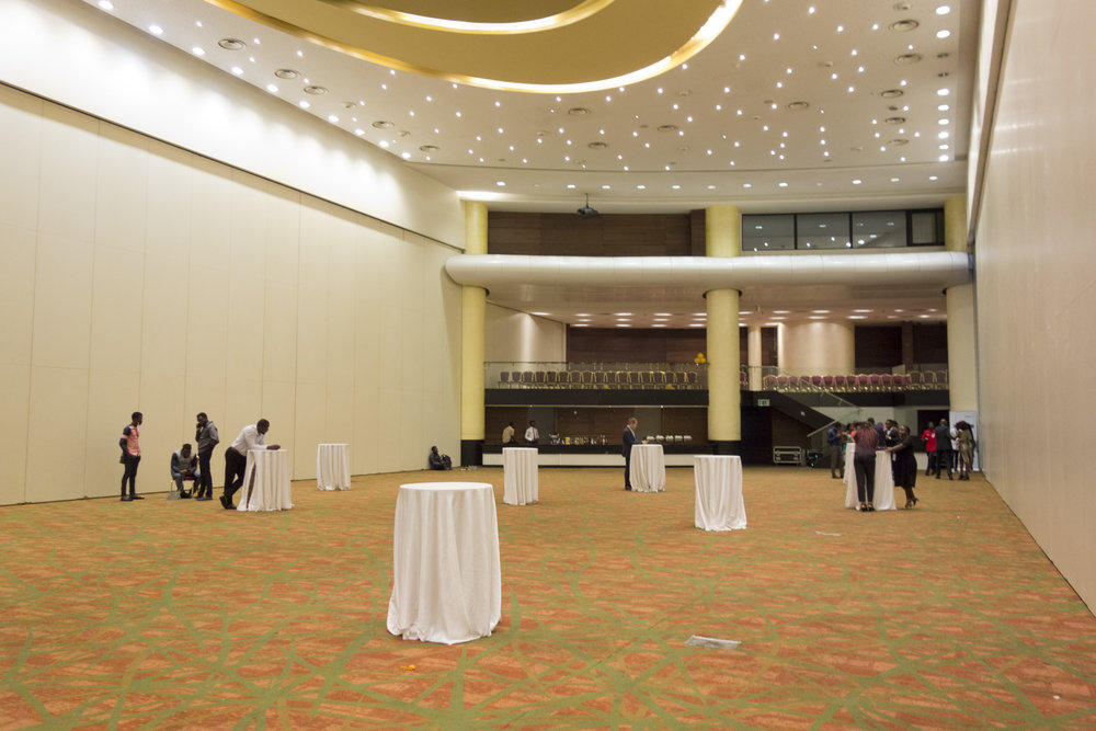 African Film Festival at Eko Hotel