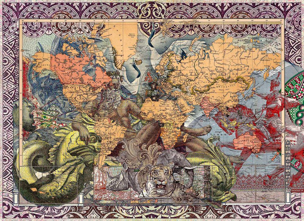 Figures 1853, Kolonien in Afrika und in der Süd-See