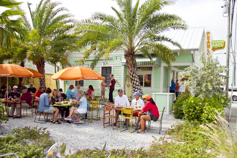 Pearly\'s Beach Eats - Gulf Coast Grub