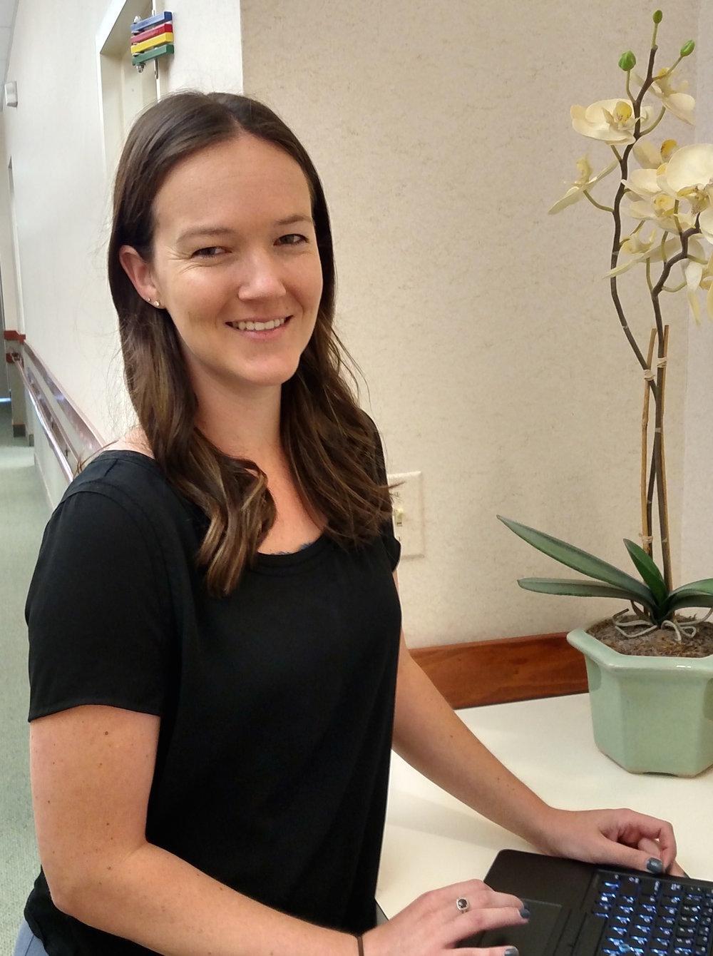 Kelsey Kasten, CO & Resident Prosthetist