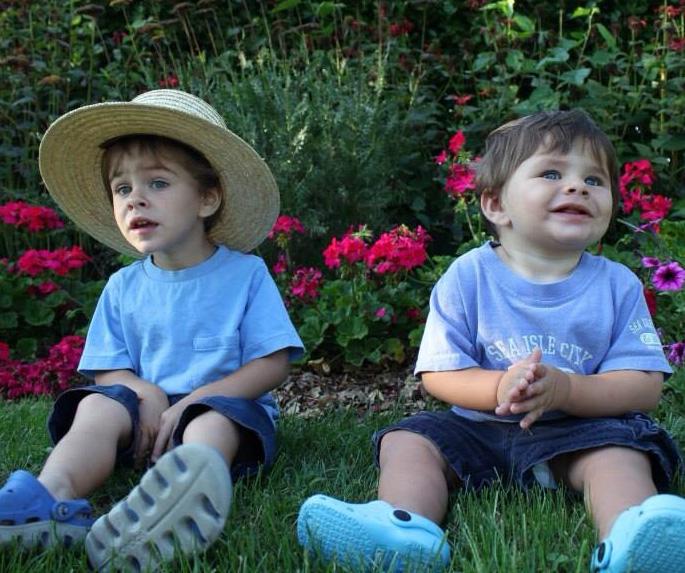 Eli and Leo