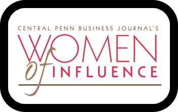 2011: Chosen as one of  Central Penn Business Journal's  Women of influence