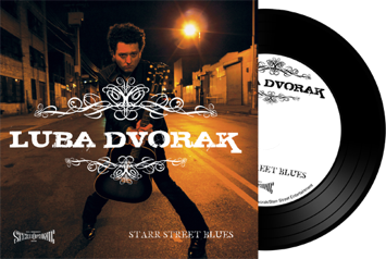 Luba Dvorak - Starr Street Blues