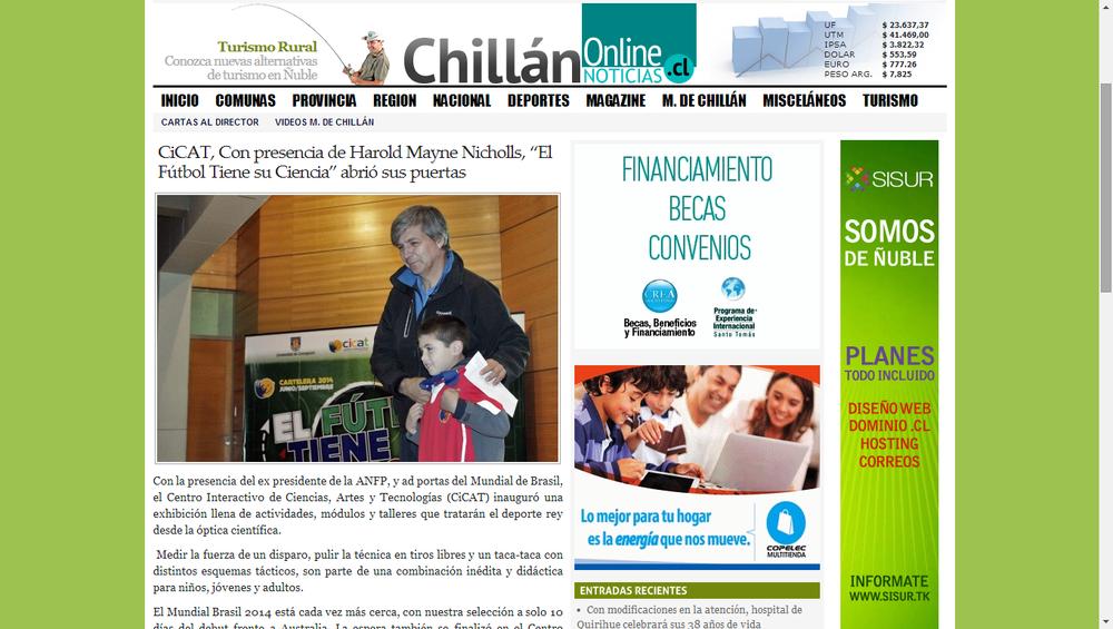 Chillanonlinenoticias 05.06.2014