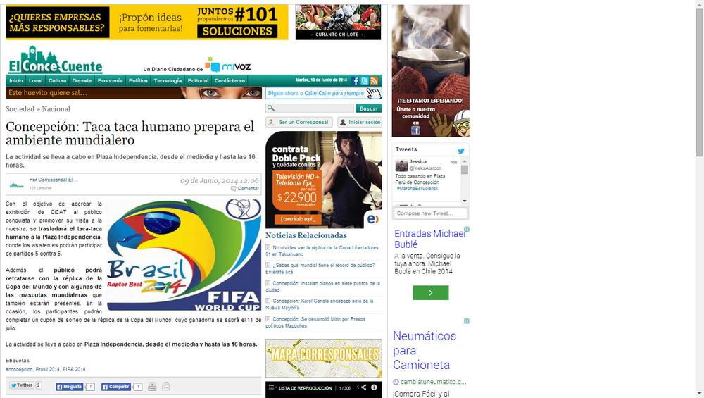 El ConceCuente 09.06.2014