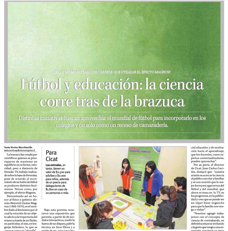 Diario Concepción 21/06