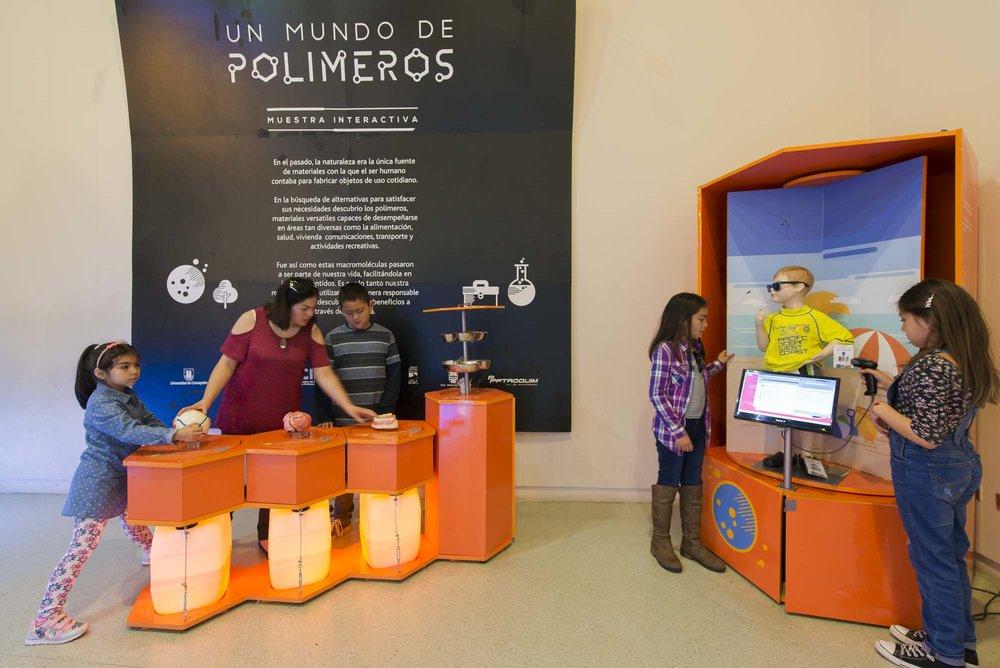 Un mundo de polímeros