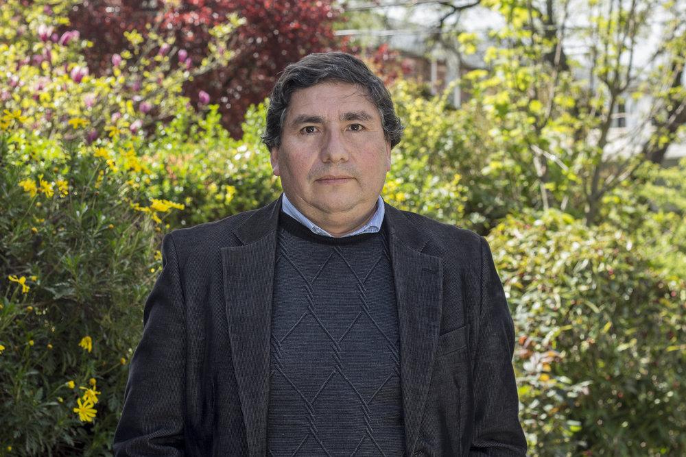 Dr. Ricardo Barra, Decano Facultad de Ciencias Ambientales e Investigador del Centro EULA y CRHIAM de la Universidad de Concepción.