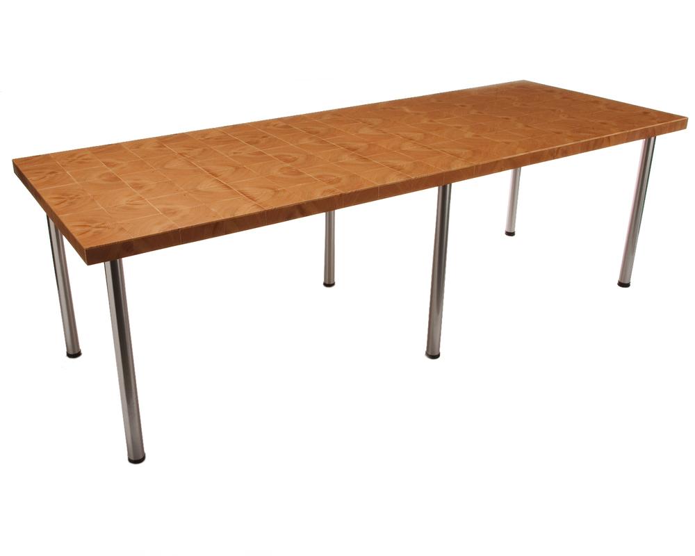 End Grain Table