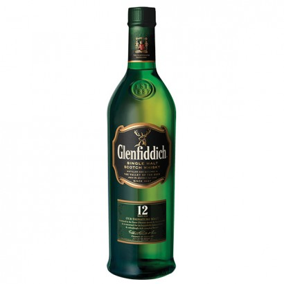 Glenfiddich 12 Year — $100