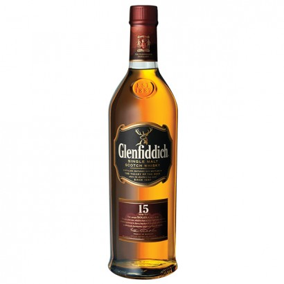 Glenfiddich 15 Year — $140