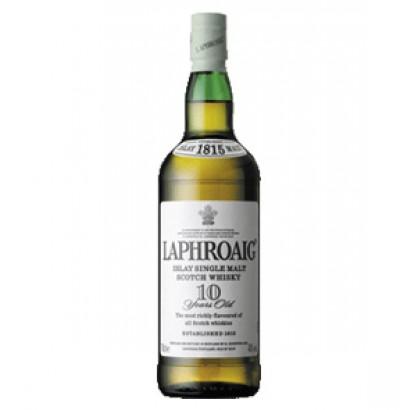 Laphroaig 10 Year — $140