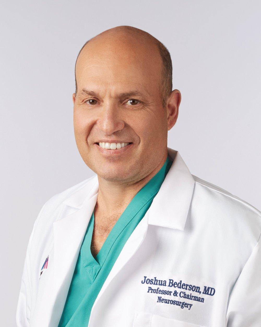 Joshua Bederson,MD - System ChairNeurosurgeon