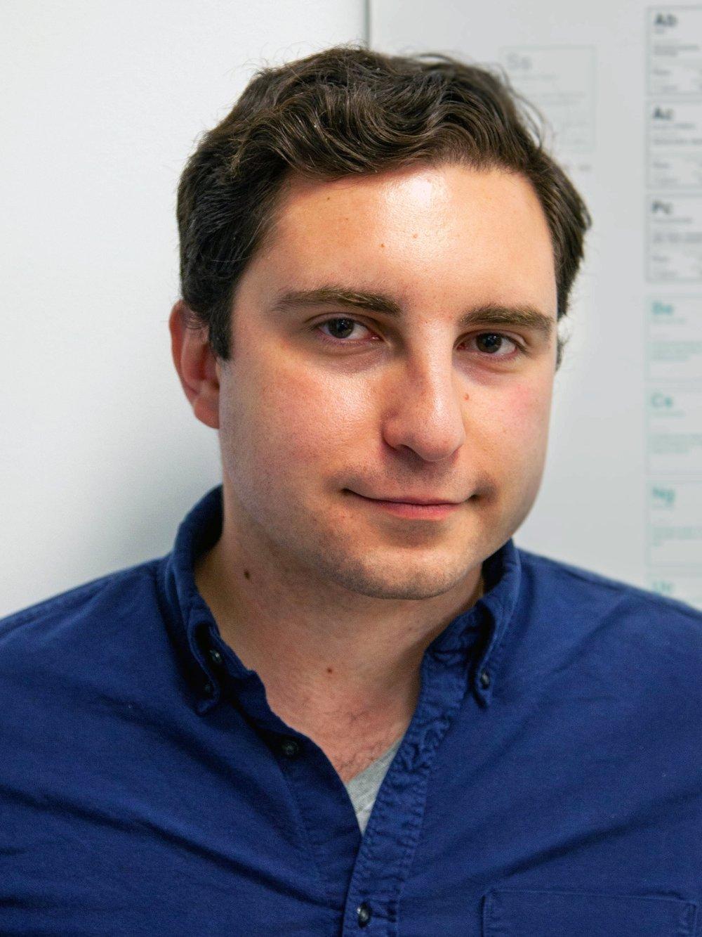 Joe Borrello, BE - Prototyping FellowPhD Student