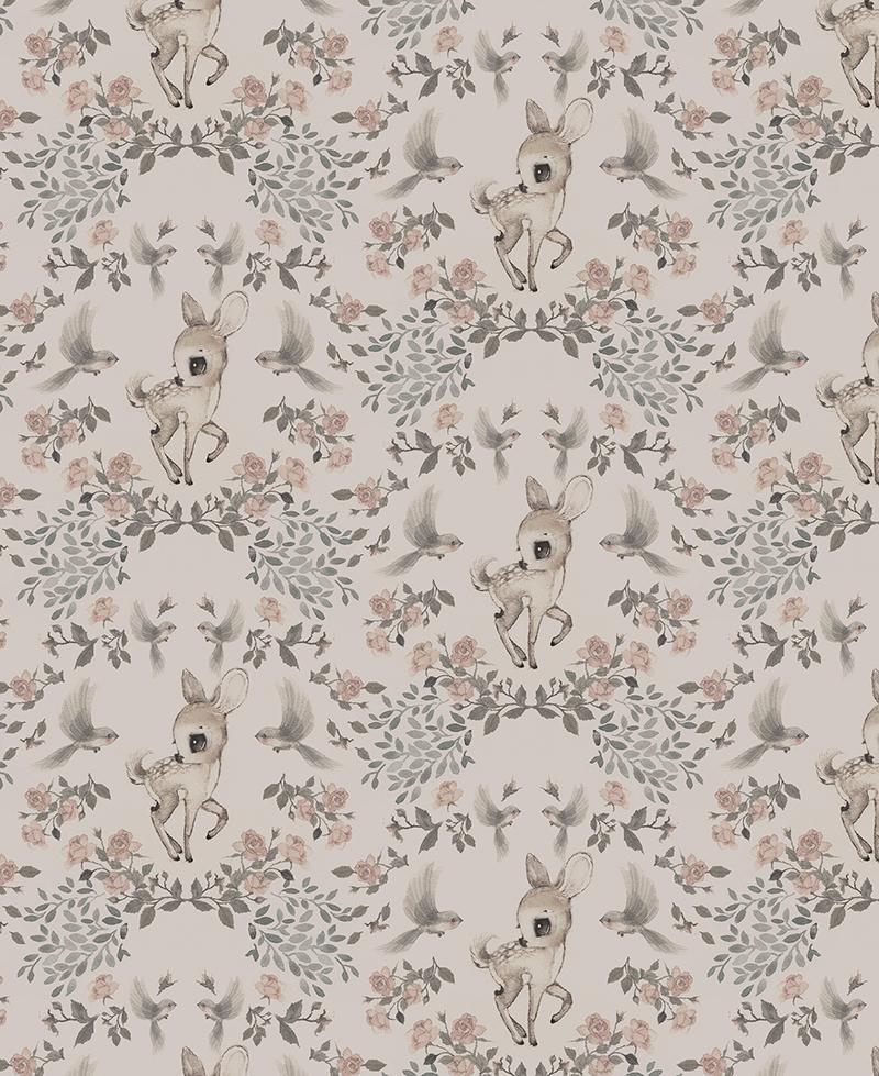 Wallpaper Oh Deer.