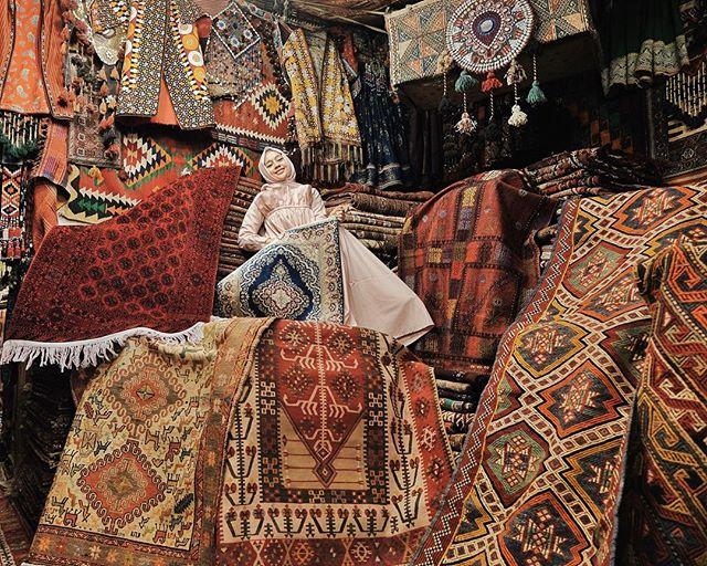 Gak bisa milih satu. Pengen bawa pulang semua😍😂 #dailytinaturkey  #travelling #explore #turkey #hijabfashion #hijabstyle