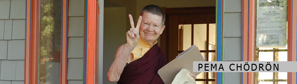 Photo credit to:  Gampo Abbey and Pema Chodron