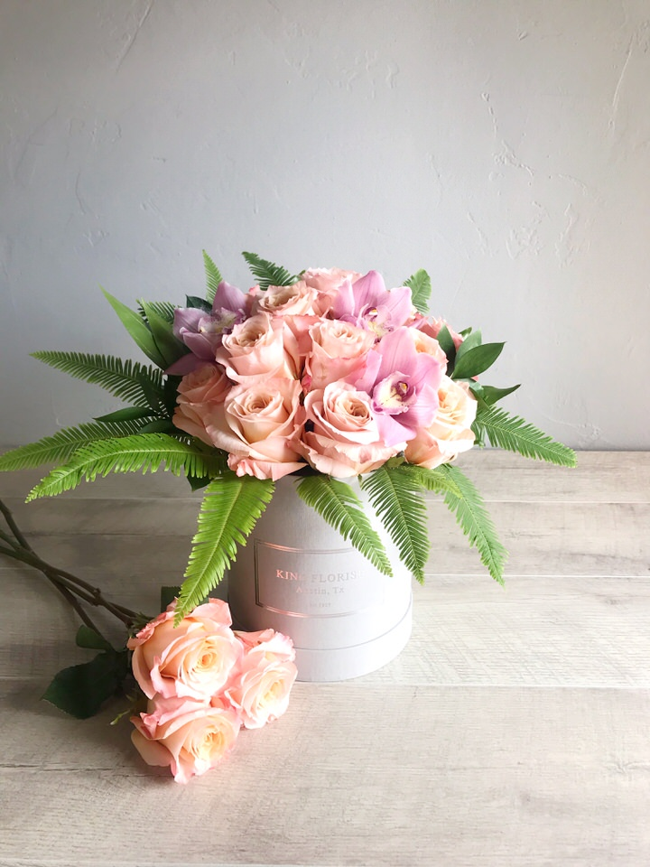 King Florist of Austin - Same Day Local Flower Delivery KING